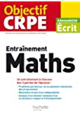 Objectif CRPE Entrainement En Maths