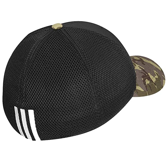 815566ee866 Amazon.com   Adidas Tour Tour Mesh Camouflage Fitted Golf Hat