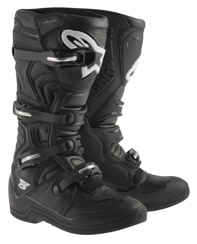 9//Black Alpinestars Tech 5 Boots