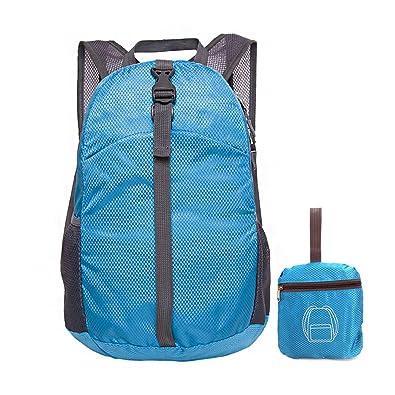 6dd00e8a5a71 ZAKALE 折り畳みリュック サブバッグ エコバック 軽量 コンパクト サブバック 携帯 登山 ハイキング 旅行 キャンプ