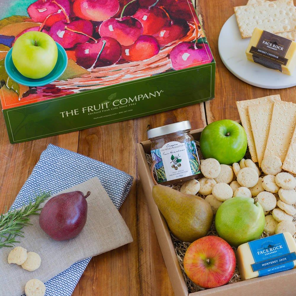 Northwest Heritage Gift Box - The Fruit Company