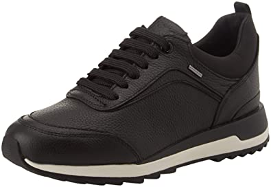 Geox Womens D Aneko B ABX a Low-Top Sneakers