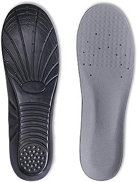 Plantillas De Zapatos Plantillas Kalak Memory Foam Sport Que Proporcionan Una Excelente Amortiguación Y Amortiguación Para Aliviar Los Pies Tamaño De Las Mujeres Eur 35 41 Amazon Es Salud Y Cuidado Personal