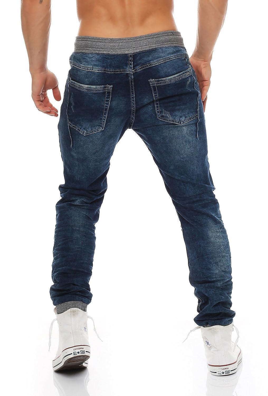 Pantalón vaquero jogg (Pantalón de chándal Blue chino Jogger ...