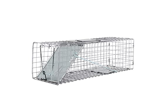 LifeSupplyUSA Trampa para Gatos de tamaño Mediano, para Gatos ...