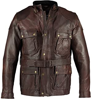 c63a71af302 Olive Green Benjamin Button Biker Mens Leather Jacket Motorcycle ...