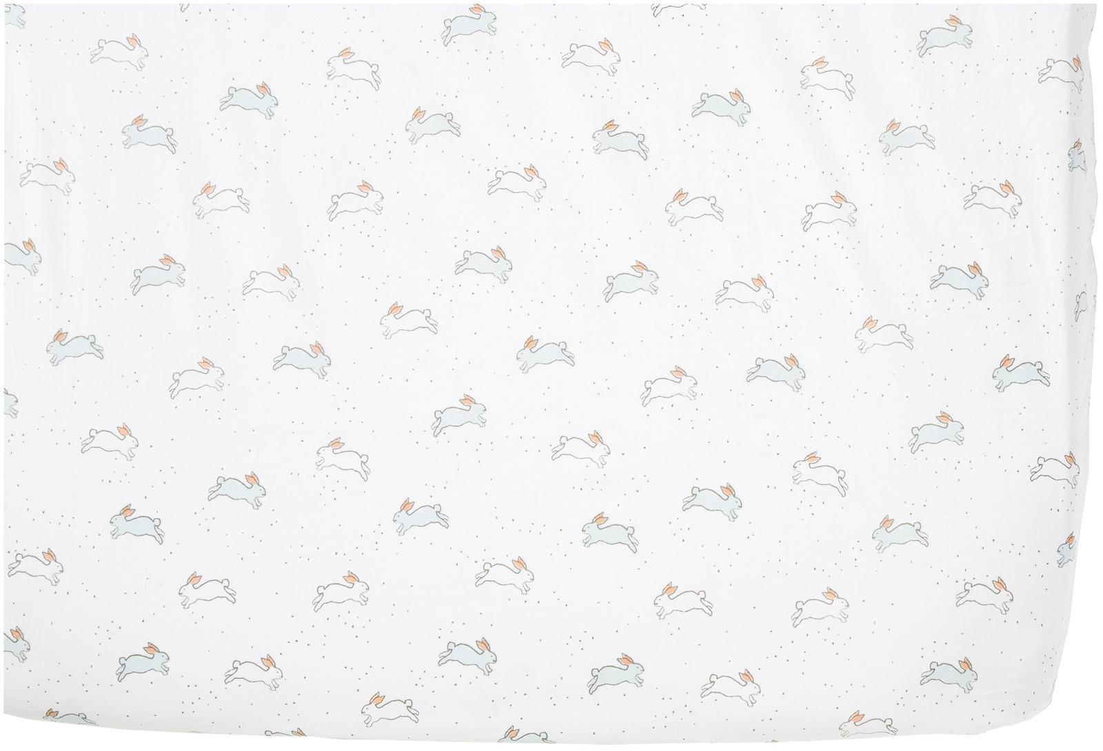 Pehr Tiny Bunny Crib Sheet by PEHR