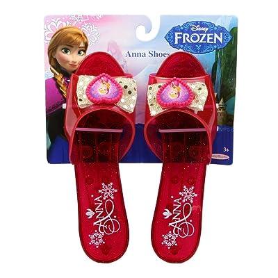 Disney Frozen Anna Shoes: Toys & Games