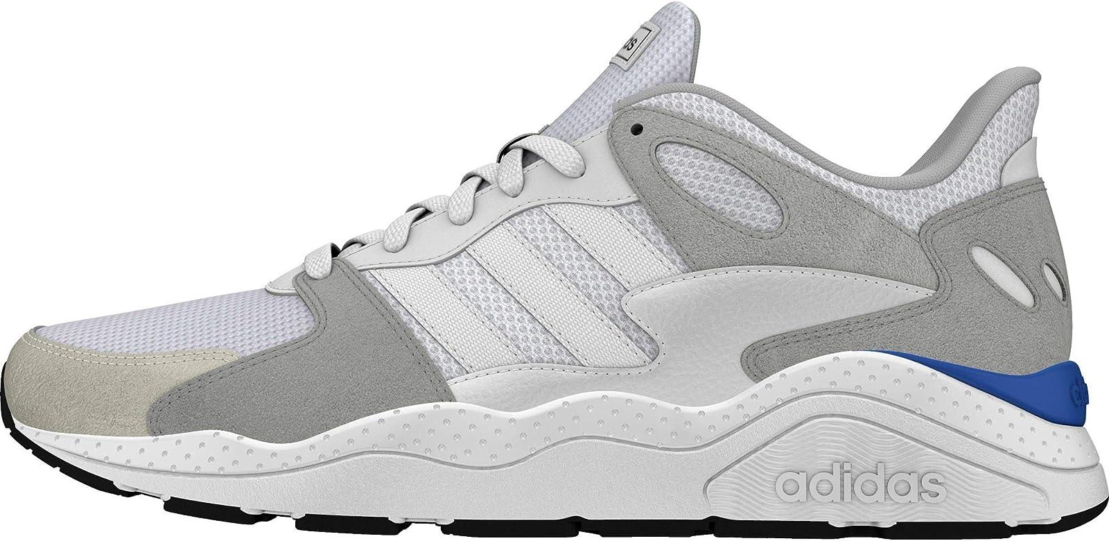 Adidas CRAZYCHAOS, Zapatillas de Trail Running para Hombre, Blanco (Ftwbla/Ftwbla/Gridos 000), 47 1/3 EU: Amazon.es: Zapatos y complementos