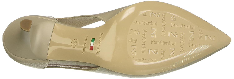 Nero Giardini Damen P717430de Peeptoes Beige (514) (514) (514) 7f6a88