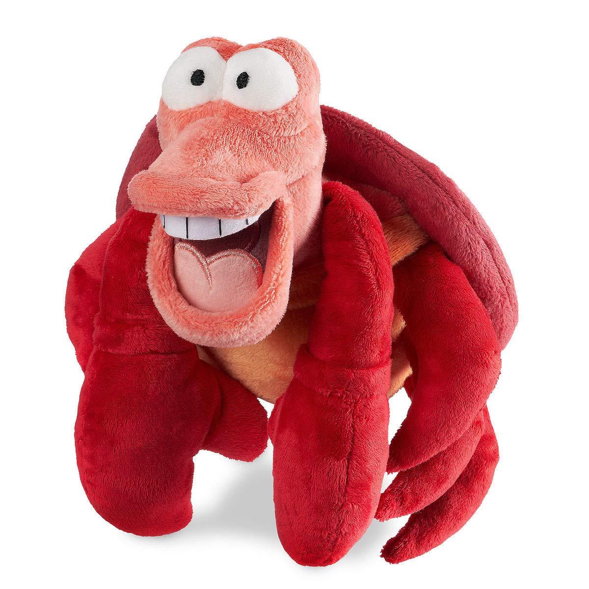 Amazon.com  Disney Store Exclusive Little Mermaid Sebastian The Crab Plush  10 inch  Toys   Games db20fee08