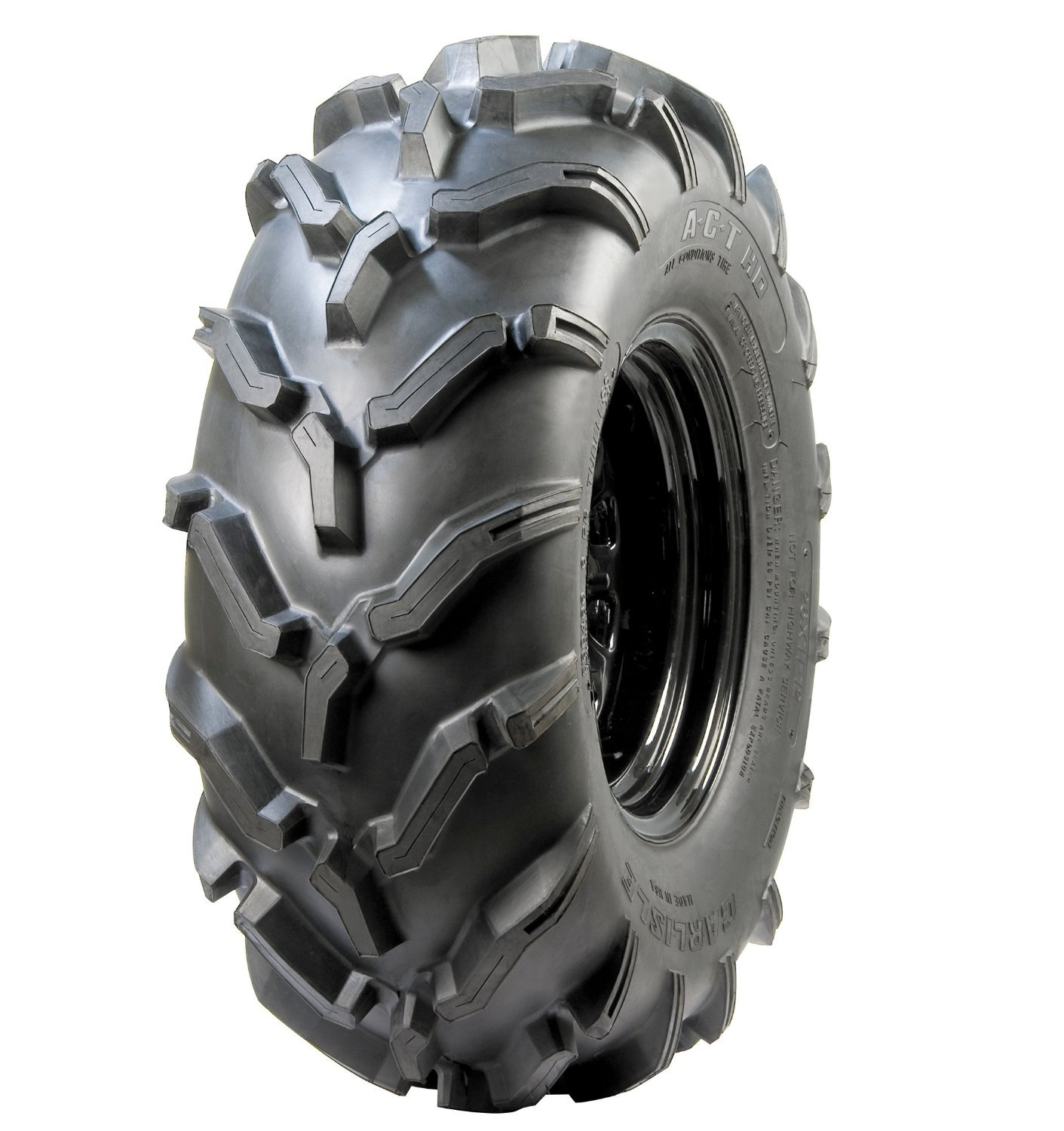 Carlisle 560568 AT489 ATV Bias Tire - 26x10-14 3