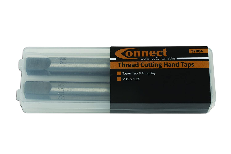 Argent Connect Workshop Consumables Fuseau et taraud 37084/M12/x/1,25 2/pi/èces