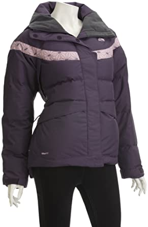 efcc043b99de2 Nike ACG Storm Fit Jacket Goose Down Fill 258437 Zipped Women's Coat Purple  6