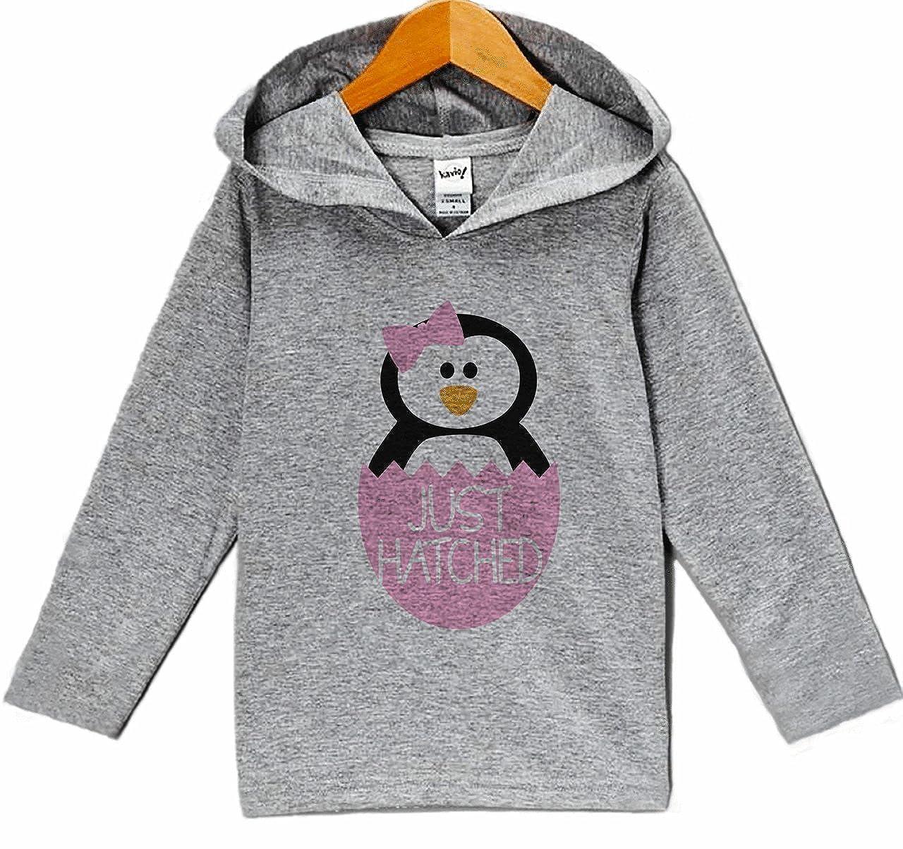 7 ate 9 Apparel Kids Penguin Winter Hoodie
