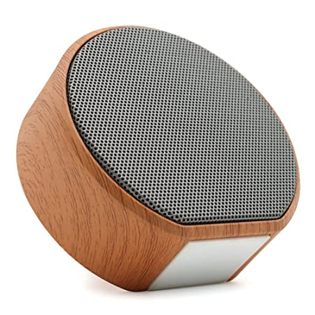 The 8 best portable wood grain bluetooth speaker