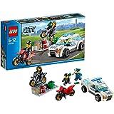 レゴ (LEGO) シティ ポリスカーとドロボウのバイク 60042