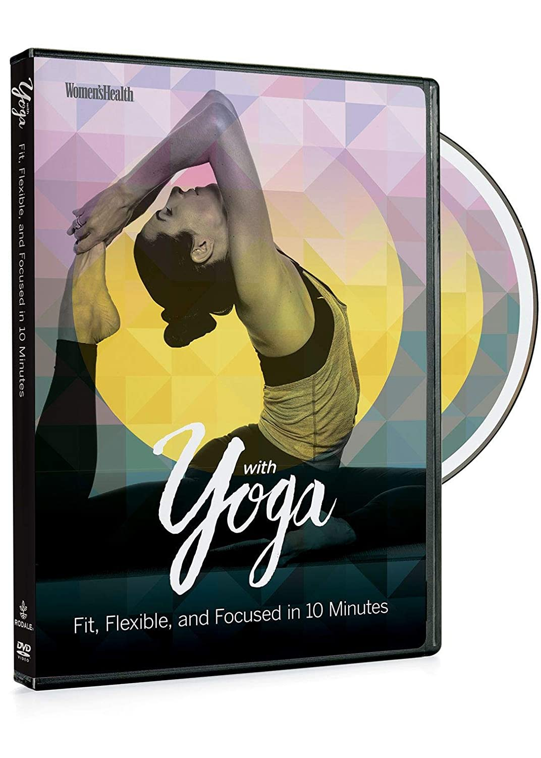 Womens Health with Yoga: Fit Flexible, and Focused in 10 Minutes