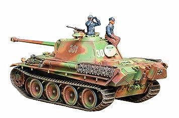Tamiya 35176 - Maqueta Para Montar, Tanque Panther G Última ...