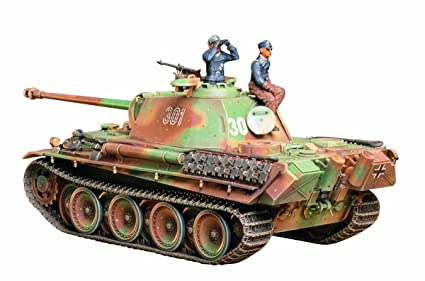Tamiya 35176 Panther G Late Version - 1:35 Scale WWII - Military Plastic  Model Kit