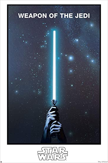 STAR WARS 80s 90s Poster Wall Art Home Photo Print 24x36 inch 2