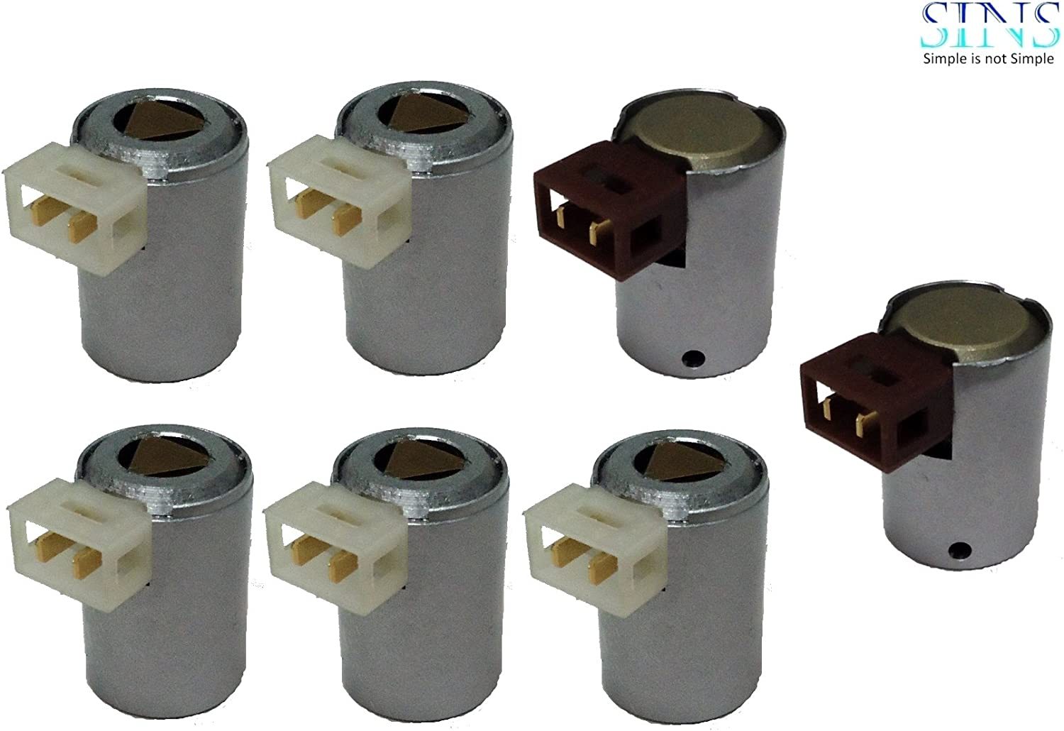 6 REQUIRED OEM SOLENOID VW 095-098 /& 01M//N//PSHIFT