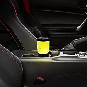 Syntus® Ultrasonic USB Car Essential Oil Diffuser