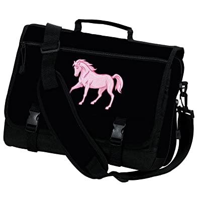 Horse Laptop Bag Horse Theme Computer Bag or Messenger Bag outlet