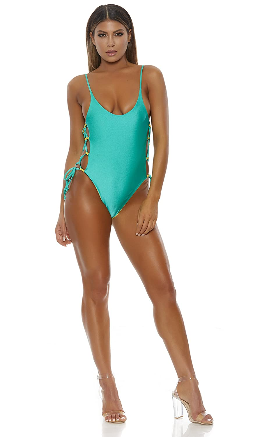 Forplay Womens Baracoa One Piece Swimsuit