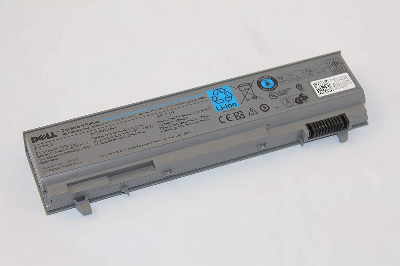 H3K58 W1193 60Wh OEM Original 60Wh 5100mAh 6-Cell Latitude E6400 E6410 E6500 E6510 / Precision M4500 M4400 Laptop Battery (Certified Refurbished)