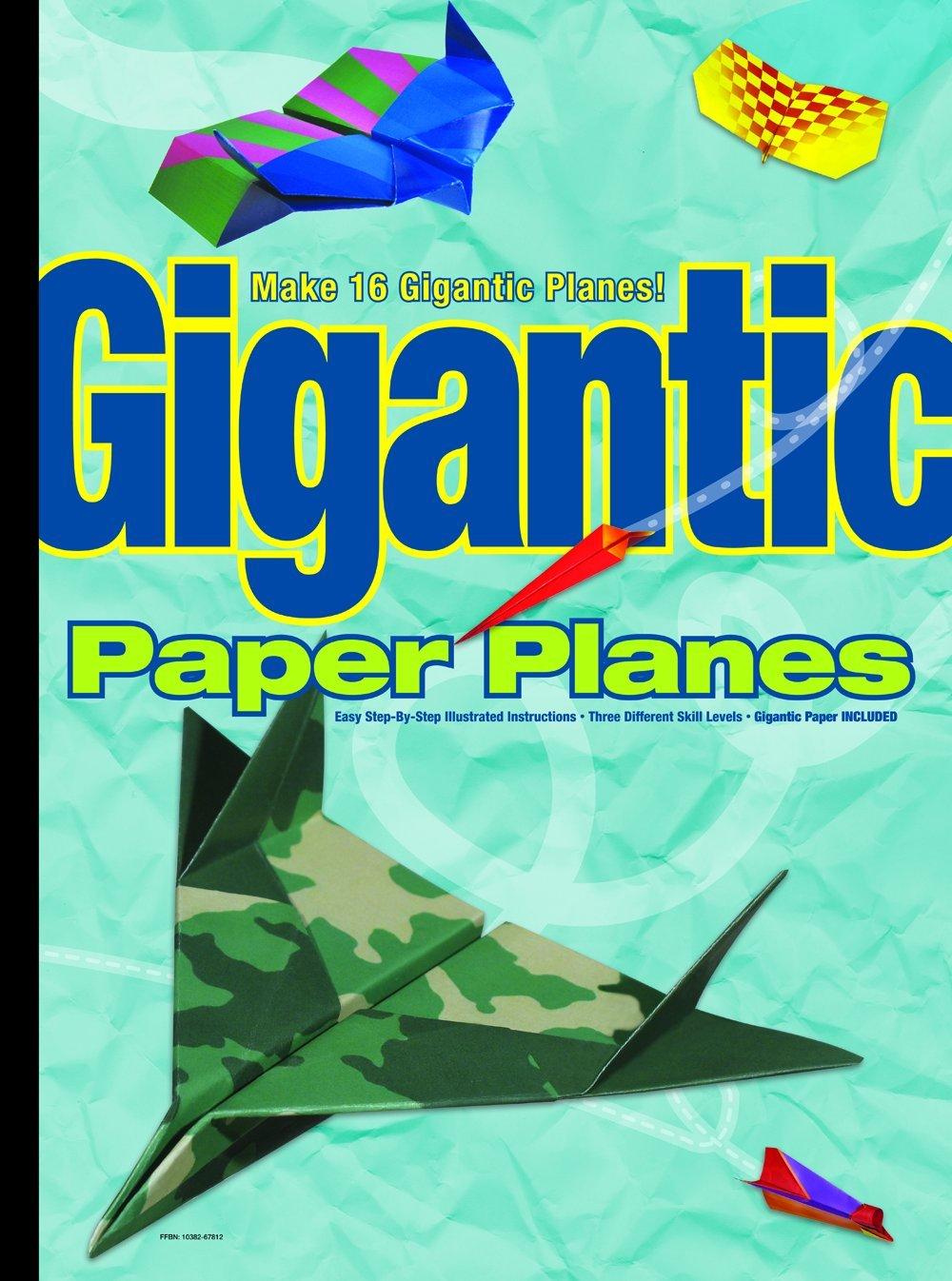 Download Gigantic Paper Planes pdf epub