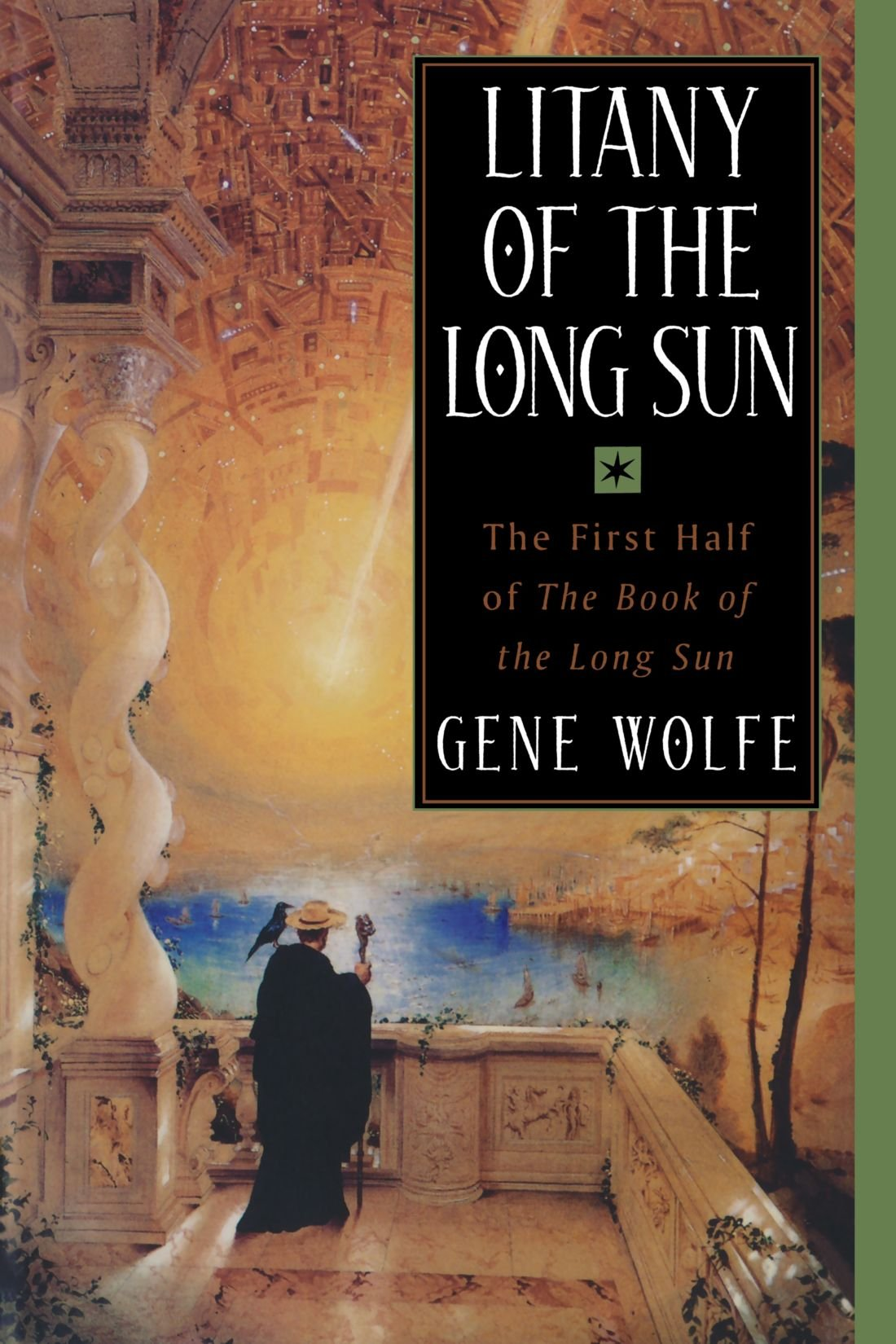 Image result for litany of the long sun
