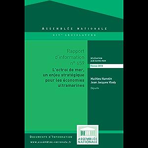 Rapport d'information sur l'octroi de mer (French Edition)