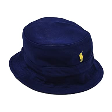 9fa0e150826f Image Unavailable. Image not available for. Color  Polo Ralph Lauren Men s  Cotton Mesh Bucket Hat ...