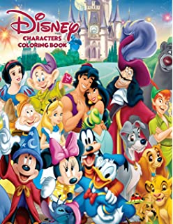 Walt Disney Characters images Walt Disney Coloring Pages | Disney ... | 320x248