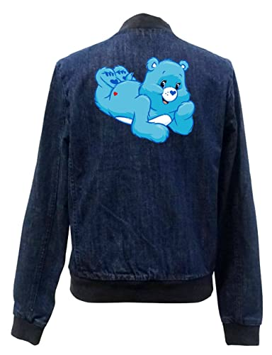 Good Night Bear Bomber Chaqueta Girls Jeans Certified Freak
