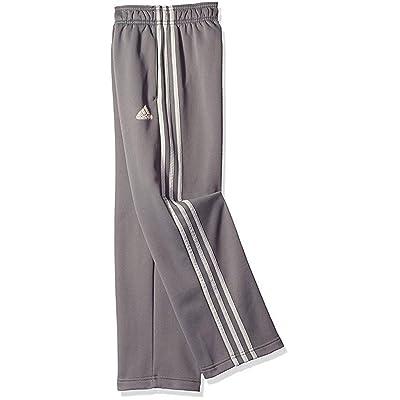 adidas Kids Boy's Designator Pant (Little Kids/Big Kids) Tech Grey XS (6/7 Big Kids)