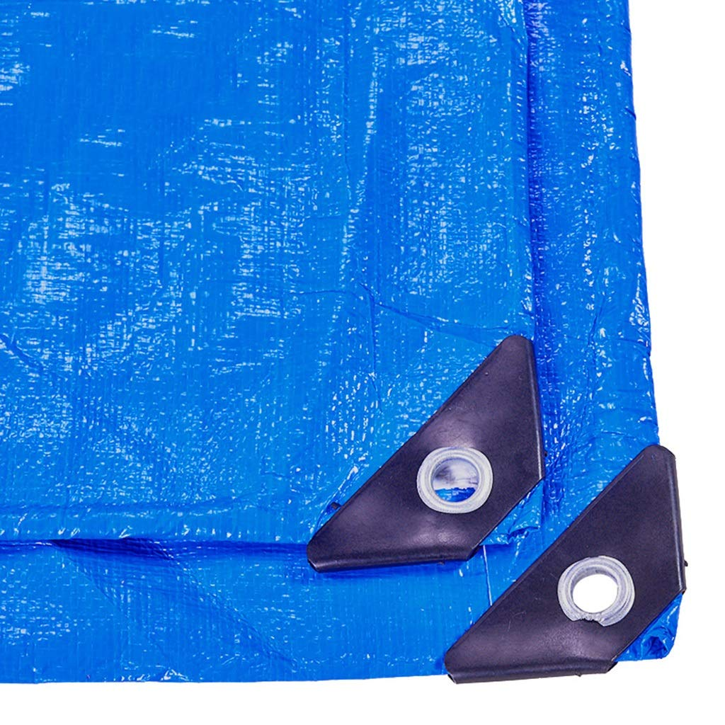 HQCC Tela impermeabilizzata per telone Impermeabile Impermeabile Impermeabile telone Impermeabile per Camion Esterno (Dimensioni   4m5m) | Lavorazione perfetta  | Qualità e quantità garantite  2f44a6