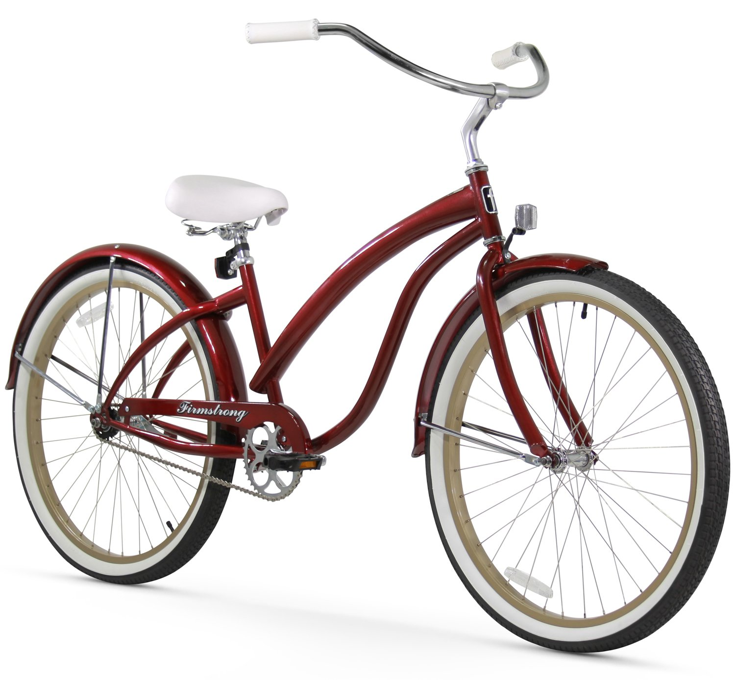 Firmstrong Bella Fashionista Beach Cruiser