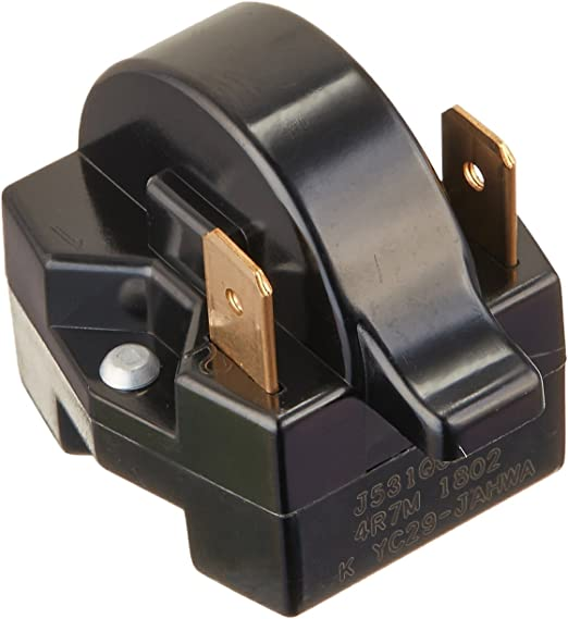 da35 10013q samsung refrigerator start relay  start run capacitor wiring diagram samsung rs2555bb #1
