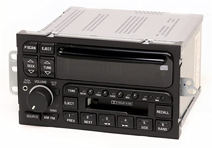 Amazon Buick Lesabre Century Regal 199603 Radio Am Fm Cd Rhamazon: Buick Century Radio 2002 At Gmaili.net