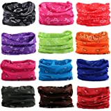 Headwear, Neck Gaiter, Magic Headband Scarf and Face Mask Bandana Balaclava for Men and Women