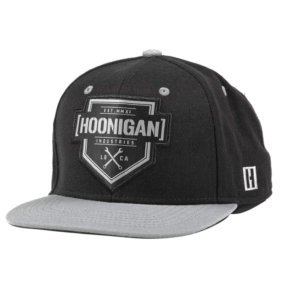 Hoonigan Bracket X Snapback hat