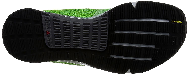 Crossfit Nano 5.0 Zapatos De Entrenamiento Reebok Las Mujeres - Gris Oscuro / Negro YyzV05Dw