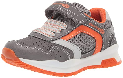 Geox Gray Pavel Sports Shoes for men