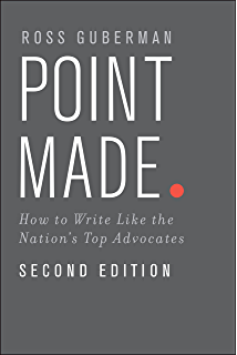 Legal writing in plain english second edition a text with point made how to write like the nations top advocates fandeluxe Gallery