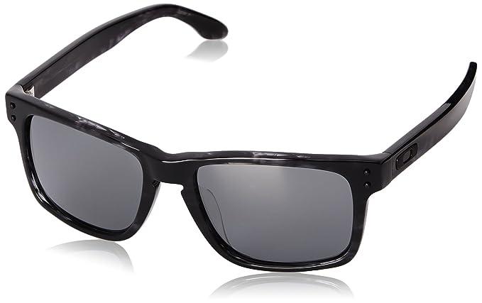 Oakley - Gafas de sol Rectangulares Holbrook OO 2048 EDIZIONE LIMITATA, Dark Grey Tortoise/