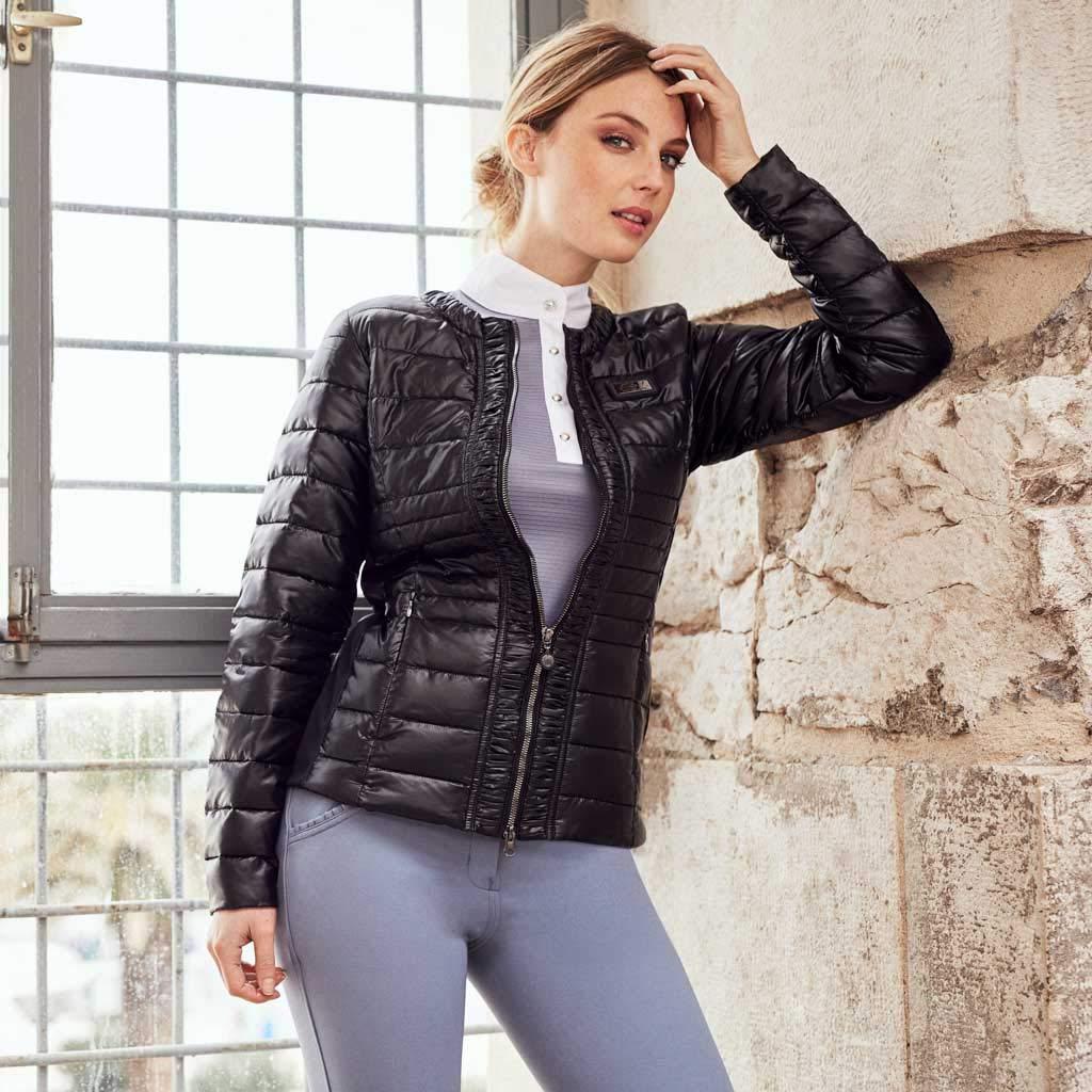 Kingsland Marion Padded Jacket Ladies black S S 18