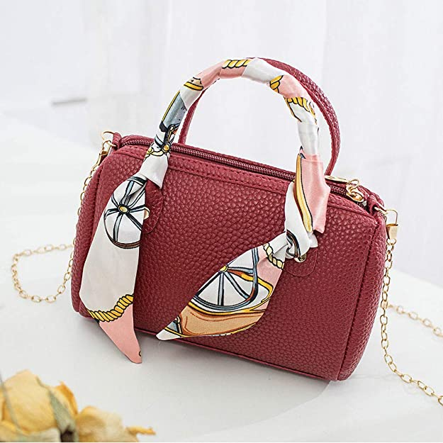 Riverberry Mini Leather Cross Body Handbag