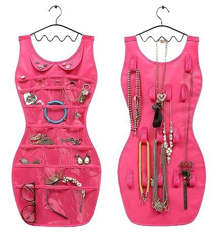 Amazoncom Sunshinetimes Sexy Dress Hanging Jewelry Organizer 22